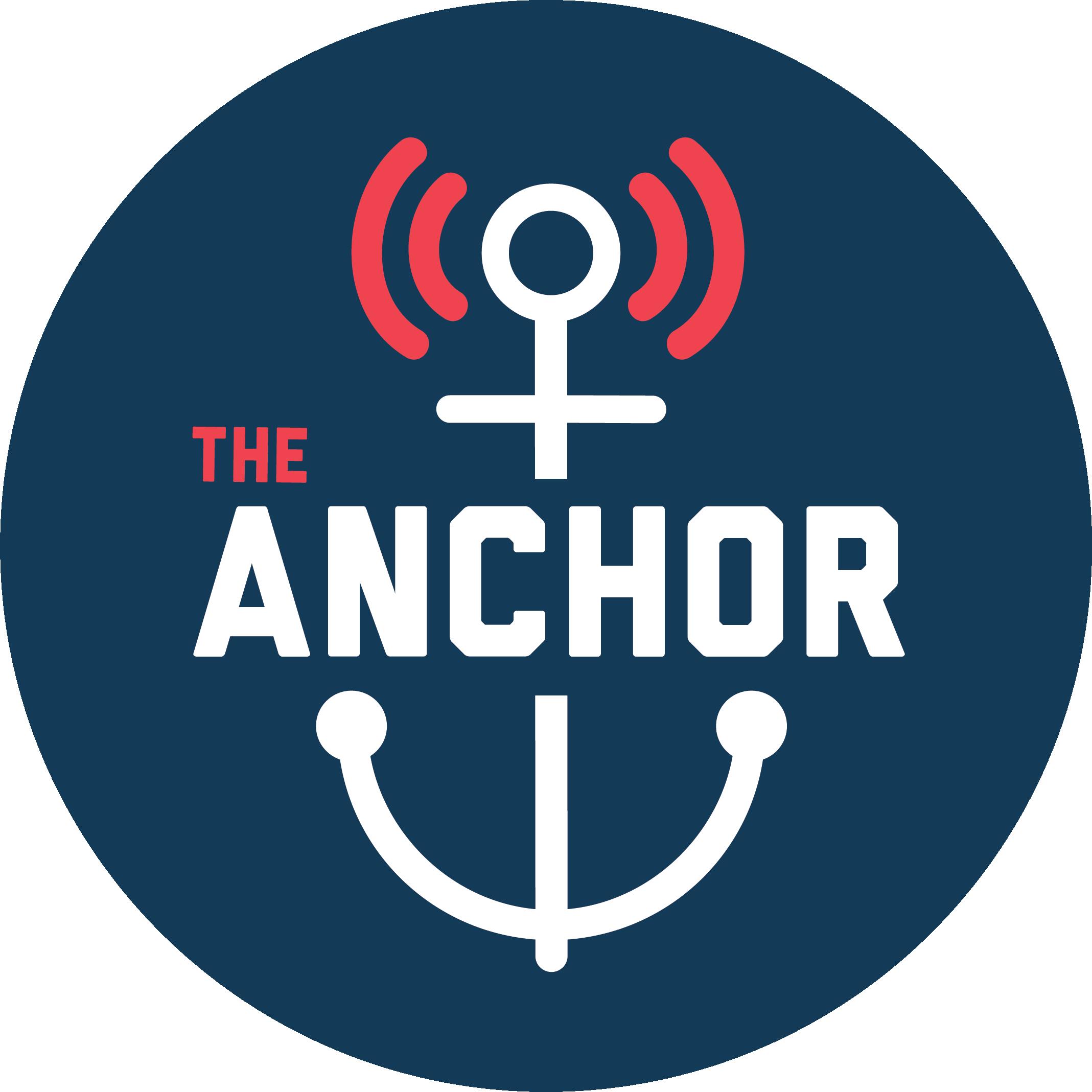 Hingham Anchor Logo